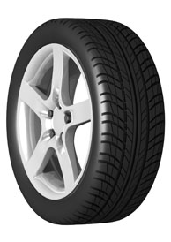 GOODYEAR EFFICIENT GRIP SUV 245/50R20 102V