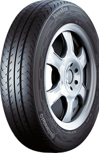 CONTINENTAL VANCO ECO 195/75R16 107/105T (8 ply)