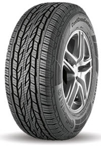 CONTINENTAL CONTICROSSCONTACT LX2 255/65R17 110T
