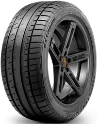 CONTINENTAL EXTREME CONTACT DW 235/35R19 91Y