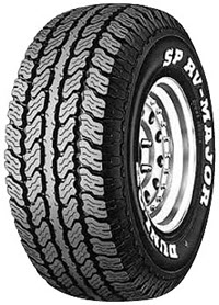 DUNLOP SP RV-MAJOR 10R15 109N