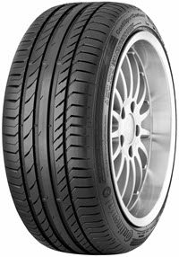 CONTINENTAL CONTISPORTCONTACT 5 SSR 225/50R18 95W