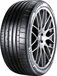 CONTINENTAL CONTISPORTCONTACT 6 275/35R19