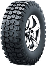 GOODRIDE SL386 SUV OFF-ROAD 245/75R17 121Q (10 ply)