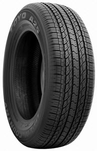 TOYO OPEN COUNTRY A25 255/60R18 108H