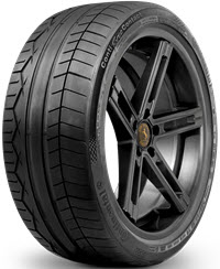 CONTINENTAL CONTIFORCECONTACT 235/40R18 95Y