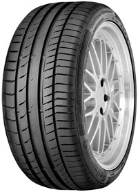 CONTINENTAL CONTISPORTCONTACT 5P 275/45R18 103W