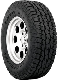 TOYO OPEN COUNTRY A/T II 275/65R17 121R (10 ply)
