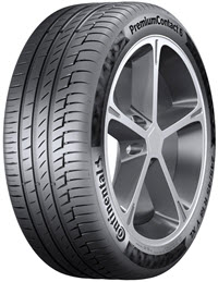 CONTINENTAL CONTIPREMIUMCONTACT 6 295/45R20 114W