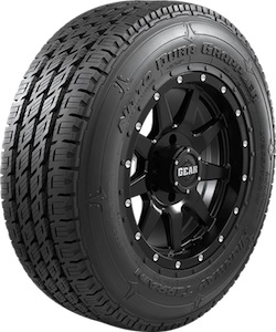 NITTO DURA GRAPPLER H/T 265/70R16 112H