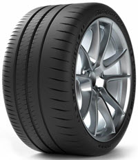 MICHELIN PILOT SPORT CUP 2 (MO1) 265/35R19 98Y