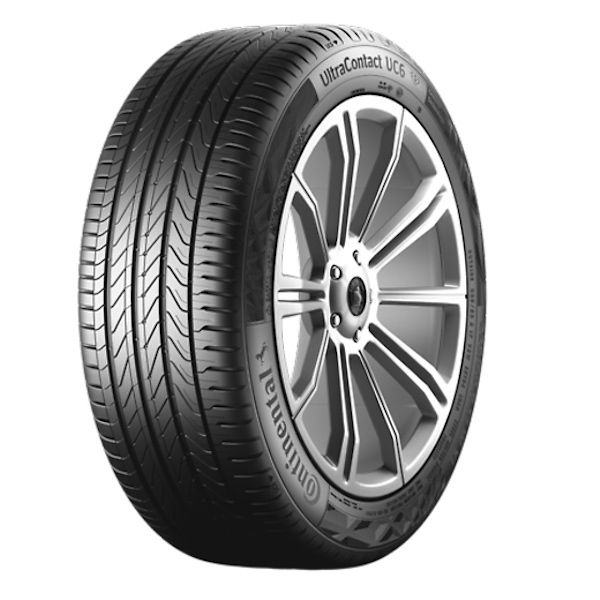 CONTINENTAL ULTRACONTACT UC6 SUV 215/60R17 96H