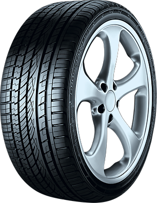 CONTINENTAL CONTICROSSCONTACT UHP (LR) 255/55R18 109V