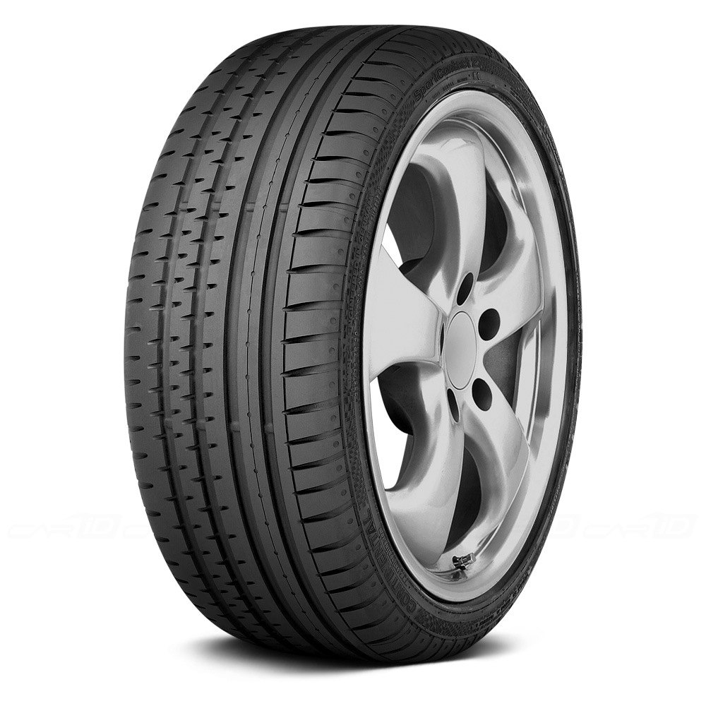 CONTINENTAL CONTISPORTCONTACT 2 (*) BMW 225/45R17 91W