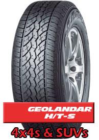 YOKOHAMA GEOLANDAR HTS G051 235/55R18 104V