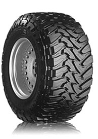 TOYO OPEN COUNTRY M/T 265/65R17 120P (10 ply)
