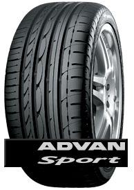 yokohama advan sport v103 255 35r20 97y tyres tyresales. Black Bedroom Furniture Sets. Home Design Ideas