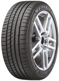 GOODYEAR EAGLE F1 ASYMMETRIC 2 (MOE) 255/35R19 92Y