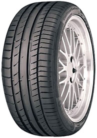 CONTINENTAL CONTISPORTCONTACT 5 255/45R17 98W